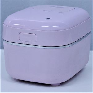タイガー JPQA100 IH炊飯器 リユース(中古)品 5.5 サクラピンク