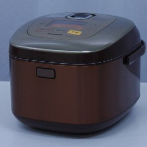 パナソニック SRHX183 IH炊飯器 リユース(中古)品 10 ブラウン