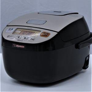 象印 NLBS05 マイコン炊飯器  リユース(中古)品 3G ブロンズブラック