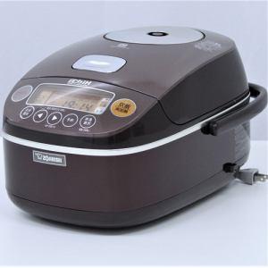 象印 NPBB10 圧力IH炊飯器  リユース(中古)品  ブラウン