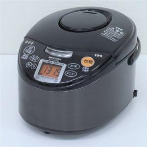 三菱 NJKW061 IH炊飯器 リユース(中古)品  ブラック