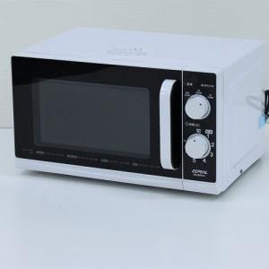 ゼピール DRM2014 電子レンジ リユース(中古)品  ホワイト