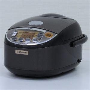 象印 NPVC10 IH炊飯器 リユース(中古)品  ブラウン