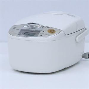象印 NPXA10 IH炊飯器 リユース(中古)品  ライトベージュ