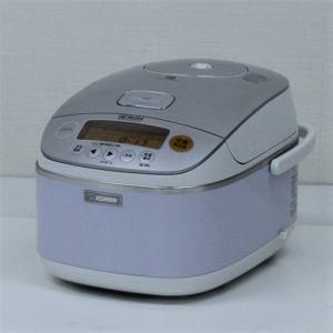 象印 NPBT18  IH炊飯器 リユース(中古)品  ホワイト