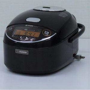 象印 NPZF10A IH炊飯器 リユース(中古)品  ダークブラウン