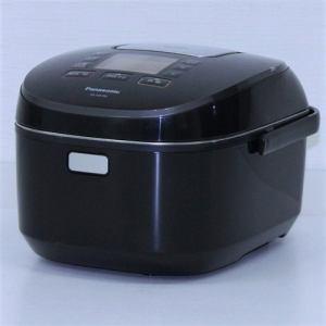 パナソニック SRHB108 IH炊飯器 リユース(中古)品  ブラック
