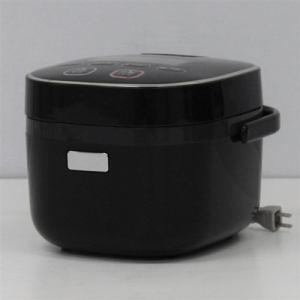 シャープ KSC5K マイコン炊飯器 リユース(中古)品  ブラック