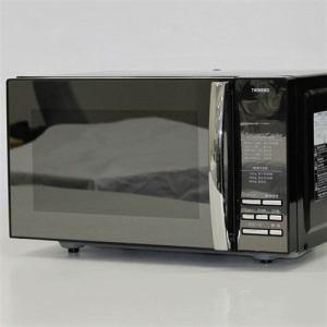 ツインバード DRD259 電子レンジ リユース(中古)品  ブラック