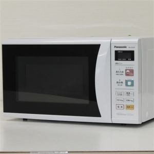 パナソニック NEEH226 単機能電子レンジ リユース(中古)品  ホワイト