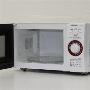 シャープ RET2 単機能電子レンジ リユース(中古)品  ホワイト