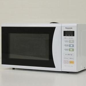 パナソニック NEEH224 電子レンジ リユース(中古)品  ホワイト