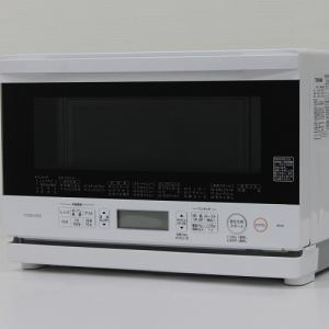 東芝 ERN6 オーブンレンジ リユース(中古)品  ホワイト
