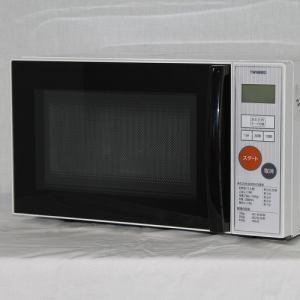 ツインバード MW-T17 電子レンジ リユース(中古)品  ホワイト