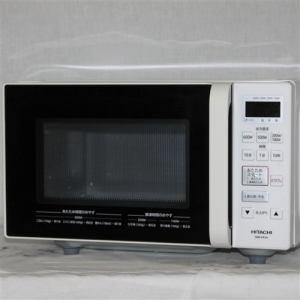 日立 HMRFR181 電子レンジ リユース(中古)品 ホワイト