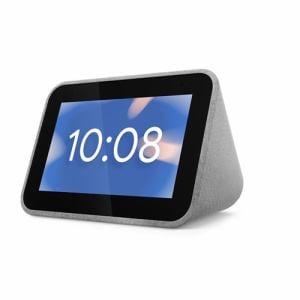 レノボ ZA4R0007JP  Google アシスタント搭載 Lenovo Smart Clock  グレー