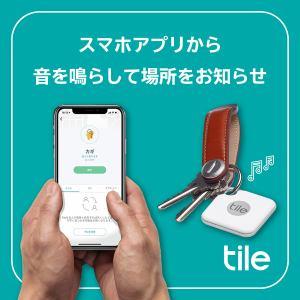タイル(TILE) Sticker (2020) 2個パック RT-25002-AP/探し物を「音」で見つける、スマートトラッカー