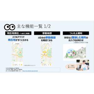 ソフトバンク NC001 どこかなGPS (通信機能付き) NC001