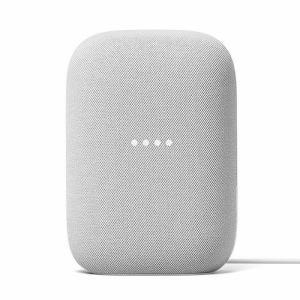 Google GA01420-JP スマートスピーカー Google Nest Audio  チョーク