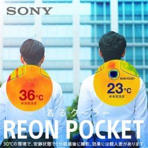 ソニー RNPB-N1/W 「REON POCKET(レオンポケット)」専用ネックバンド ホワイト