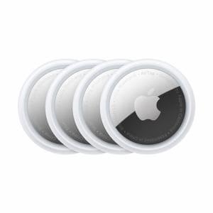 アップル(Apple) MX542ZP/A AirTag (4パック) エアタグ