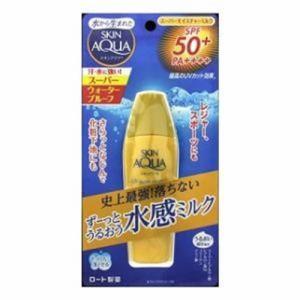ロート製薬 スキンアクア スーパーモイスチャーミルク40ml ロート製薬 スキンアクアス-パ-モイスチヤ-ミルク