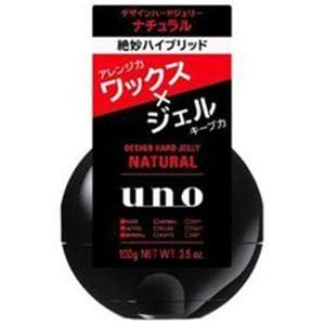 資生堂 【UNO(ウーノ)】デザインハードジェリーナチュラル 100g