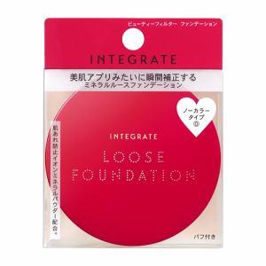 資生堂(SHISEIDO) インテグレート (INTEGRATE) ビューティーフィルター ファンデーション 0 ノーカラータイプ (9g )