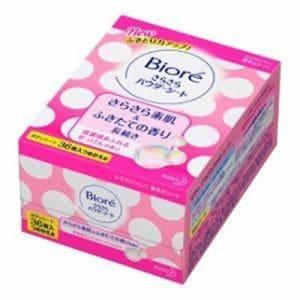 花王 ビオレ さらさらパウダーシート せっけんの香り つめかえ用 36枚 花王 ビオレサラシ-トセツケンカエN