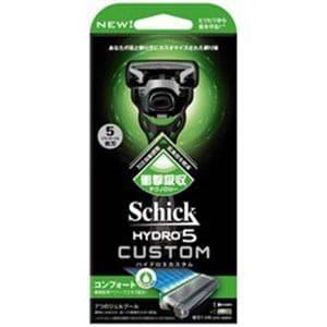 シック Schick(シック) ハイドロ5 カスタム コンフォート ホルダー 替刃1コ付 ひげ剃り