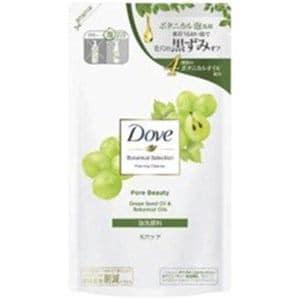 ユニリーバ Dove(ダヴ) ボタニカルセレクション ポアビューティー 泡洗顔料 つめかえ用(135ml)洗顔料