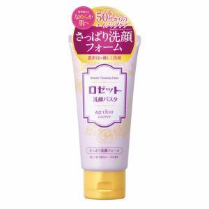 ロゼット ロゼット洗顔パスタ エイジクリア さっぱり洗顔フォーム (120g)