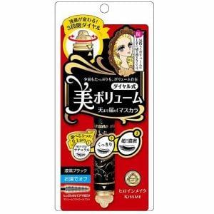 伊勢半 ヒロインメイク SPVコントロールマスカラ 01漆黒ブラック (5g)