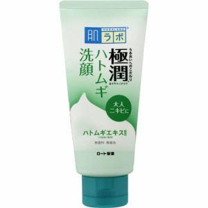 ロート製薬(ROHTO) 肌研 (ハダラボ) 極潤 ハトムギ洗顔フォーム (100g)