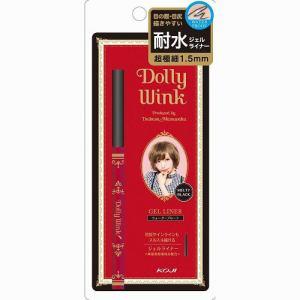 コージー本舗(KOJI) ドーリーウインク (Dolly Wink) ジェルライナー メルティブラック