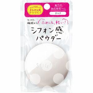 ロート製薬(ROHTO) スガオ (SUGAO) シフォン感パウダー クリア (4.5g)