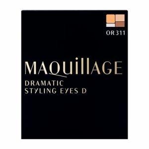 資生堂(SHISEIDO) マキアージュ (MAQuillAGE) ドラマティックスタイリングアイズD OR311 (3g )