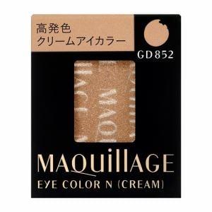 資生堂(SHISEIDO) マキアージュ (MAQuillAGE) アイカラー N (クリーム) GD852 (1.0g )