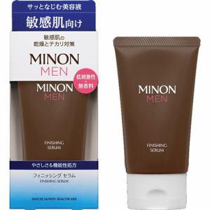 第一三共ヘルスケア(Daiichi-Sankyo) ミノン メン (MINON MEN) フィニッシング セラム (60g)