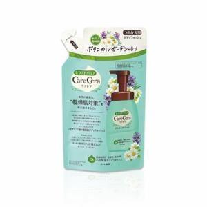ロート製薬(ROHTO) ケアセラ (Care Cera) 泡の高保湿ボディウォッシュ ボタニカルガーデンの香り つめかえ用 (450mL)
