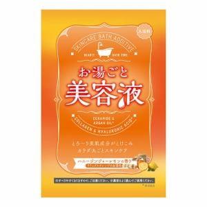 バイソン お湯ごと美容液ハニージンシャーレモン (60g)
