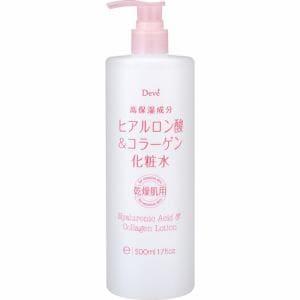 熊野油脂 ディブ ヒアルロン酸&コラーゲン化粧水 (500mL)