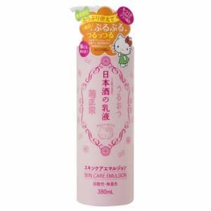 菊正宗酒造 菊正宗 日本酒の乳液 (キティ) (380mL)
