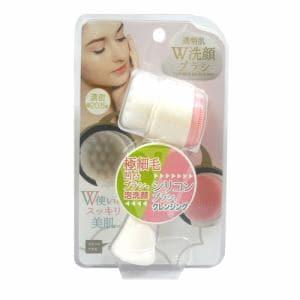 コジット(COGIT) 透明肌 ダブル洗顔ブラシ (1個)