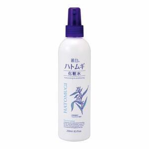 熊野油脂 麗白 ハトムギ化粧水 ミストタイプ 250mL