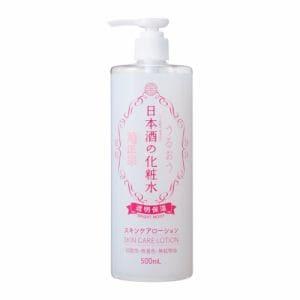 菊正宗酒造 菊正宗 日本酒の化粧水 透明保湿 500mL