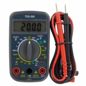 オーム電機 TDX-200 デジタルマルチテスター