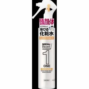 花王  メンズビオレONE 全身化粧水スプレー しっとり本体  150ml