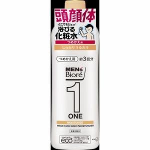 花王  メンズビオレONE 全身化粧水スプレー しっとりつめかえ用  340ml