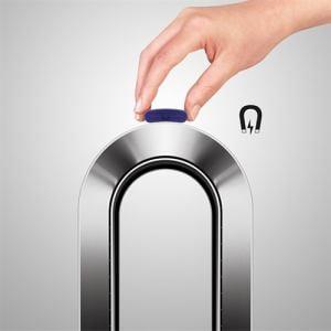 ダイソン HP03WS 空気清浄機能付ファンヒーター 「Dyson Pure Hot + Cool Link」 ホワイト / シルバー